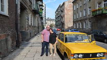 Private Tour: Warsaw's Jewish Heritage by Retro Fiat, Warsaw