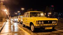 Warsaw Nightlife Tour by Retro Fiat, Warsaw, Night Tours