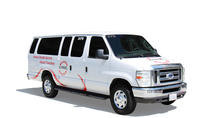Shared Airport Arrival Transfer: John Wayne Airport to Anaheim, Buena Park or Garden Grove, Anaheim ...