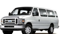 Shared Airport Arrival Transfer: LAX International Airport to Long Beach, San Pedro Hotels or...