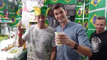 Cachaca Tasting at Local Bars and Walk in Historical Downtown, Rio de Janeiro, Food Tours