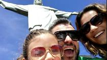 Half Day City Tour of Rio de Janeiro Express with Tickets, Rio de Janeiro, Cultural Tours