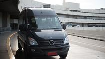 Minibus Private Transfer from GIG Galeao Airport  to Rio de janeiro, リオデジャネイロ