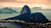 Pre or Post cruise - Full Day tour Sugar Loaf Christ the Redeemer With Bbq Lunch, Rio de Janeiro,...