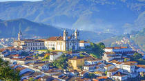 Private Transfer: Belo Horizonte CNF International Airport to Ouro Preto, Belo Horizonte, Airport &...