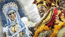Rio de Janeiro Access Group Samba School Carnival Parade, Rio de Janeiro, Food Tours