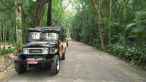 Rio de Janeiro Jeep Tour Explore the Tijuca Rainforest the world's largest urban forest, Rio de ...