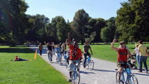 Munich Bike Tour with Optional Königsplatz and Olympiapark Visit, Munich, Hop-on Hop-off Tours