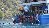 Glass bottom boat daily trip, Marmaris, Glass Bottom Boat Tours
