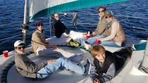 Catamaran on san diego bay for up to 6 guests, San Diego, Catamaran Cruises