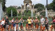 Barcelona Highlights Bike Tour, Barcelona, Hop-on Hop-off Tours