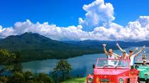 Kintamani Volcano VW Safari Bali Tour, Ubud, Full-day Tours
