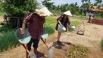 Private daytrip to Experience Hoi an Rural Eco Tour from Hoi An or DaNang city, Hoi An, Eco Tours