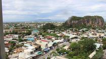 Private DayTrip to Visit MARBLE MOUNTAIN, LADY BUDDHA STATUE & HAI VAN MOUNTAIN, Hoi An, Bus &...
