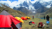 Trekking Huayhuash Alpine Route, Lima, Day Trips