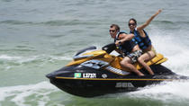 Guided San Antonio Bay Jet Ski Experience in Ibiza, Ibiza, Waterskiing & Jetskiing