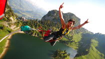 Bungy Jump Stockhorn, Interlaken, Adrenaline & Extreme