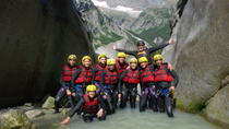 Grimsel Canyoning Experience from Interlaken, インターラーケン