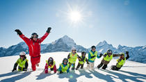 Half-Day Beginner Ski or Snowboard Lesson in Grindelwald from Interlaken, Interlaken, Ski & Snow