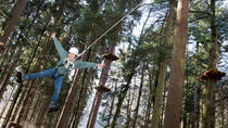 High Ropes Experience from Interlaken Including BASE Jump Simulator and Zipline, Interlaken, ...