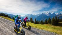 Monster Scooter Tour from Interlaken with Optional Fondue Dinner, Interlaken, Bike & Mountain Bike ...