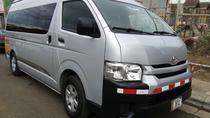 Private Transfer from San Jose or Airport to Mal Pais 1 to 8 People, San Jose, Airport & Ground...