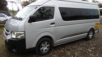 Transfer Arenal & Fortuna to Jaco 1 to 5 people, La Fortuna, Airport & Ground Transfers