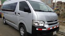 Transfer from Conchal Beach to Arenal or Fortuna Hotels 1 to 5 people, Tamarindo, Airport & Ground...