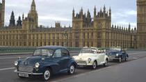 Private Tour: London City Tour in a Vintage Car with Optional Champagne, London