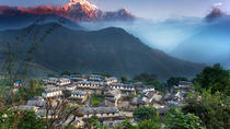 Ghorepani Poon Hill Trek, Kathmandu, Hiking & Camping