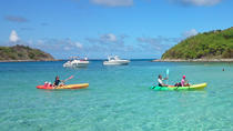 St Martin Kayak Rental to Pinel Island, Grand Case, Day Cruises