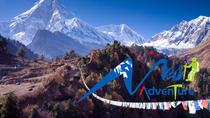 13 Days Manaslu Circuit Trek with NEST Adventure (a local travel company), Kathmandu, 4WD, ATV &...