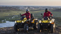 2 Hour 'Twin Peaks' ATV Quad Adventure from Reykjavik, Reykjavik, Day Trips