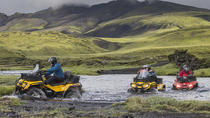 Full Day ATV Quad Adventure Tour from Reykjavik, Reykjavik, 4WD, ATV & Off-Road Tours