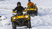 Northern Lights Hunt and ATV Quad Adventure Tour from Reykjavik, Reykjavik, 4WD, ATV & Off-Road ...