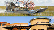 Everglades and Outlet Shopping Full-Day Tour, Fort Lauderdale, Full-day Tours