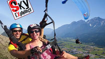 Sky Experience - Paragliding tandem flights in Rome, Rome, Air Tours