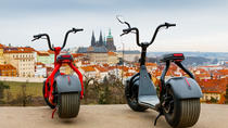 Scrooser Tour- Fat Tire E-scooter Sightseeing Tours, Prague, Cultural Tours
