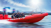 High-Speed Thames River RIB Cruise in London, London, Helicopter Tours