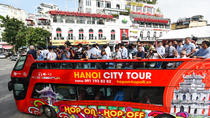 Hanoi Hop-on Hop-off Bus Tickets with Hotel Delivery, Hanoi, Hop-on Hop-off Tours