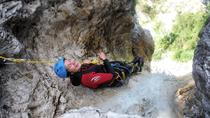 CANYONING IN THE TRIGLAV NATIONAL PARK, Bovec, Climbing