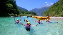 FAMILY RAFTING ON SOCA RIVER, Bovec, 4WD, ATV & Off-Road Tours
