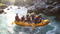 HALF DAY RAFTING ON SOCA RIVER, Bovec, 4WD, ATV & Off-Road Tours