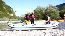 MINI RAFTING ON SOCA RIVER, Bovec, 4WD, ATV & Off-Road Tours