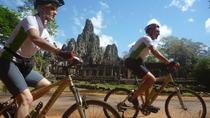 Angkor Sunrise Discovery Bike Tour, Siem Reap, Helicopter Tours