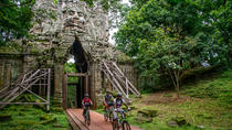 Excursion en vélo aux temples d'Angkor au départ de Siem Reap, Siem Reap, Bike & Mountain Bike Tours