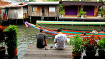 Bangkok Canal Tour by Boat and Bike, Bangkok, Multi-day Tours