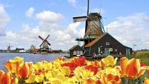 Amsterdam Combo: Keukenhof Gardens and Zaanse Schans Windmill Village, Amsterdam, Private ...