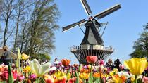 Day Trip to Keukenhof Garden and Flower Fields from Rotterdam, Rotterdam, Day Trips