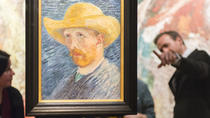 Footsteps of Van Gogh Walking Tour Including Skip the Line Van Gogh Museum, Amsterdam, Day Cruises